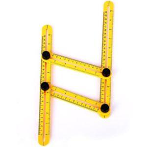 Kaifang Plastic Angle Ruler