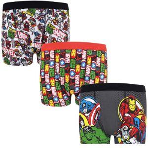 Marvel Boy Short Pant
