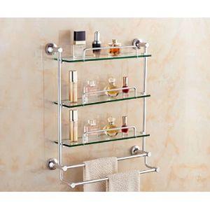 Bathroom Shop Glass Shelf