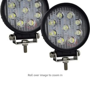 Auxtings Led Work Light Round