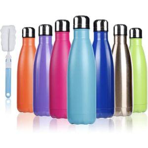 Bogi Stainless Steel Vacuum Water Bottle