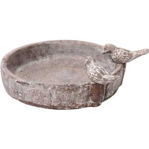 Dobar Ceramic Bird Bath