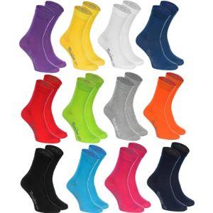 Rainbow Socks Sock Suit