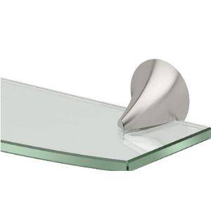 Gatco Satin Nickel Bathroom Shelf