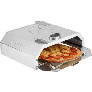 Blaze Box Outdoor Stone Oven Kit