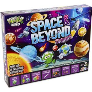 Grafix Space Science Experiment