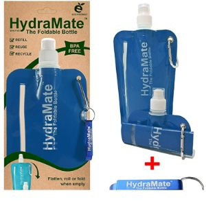 Hydramate Collapsible Water Bottle Carrier