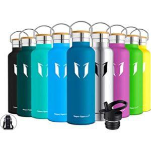 Super Sparrow Vacuum Cleaner Water Bottle