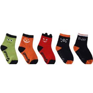 Growbabygrow Face Sock