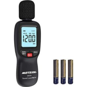 Meterk Noise Measuring Instrument