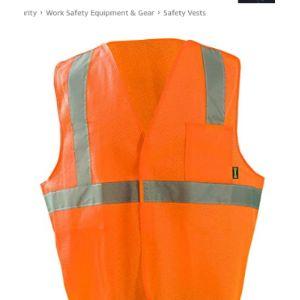 Occunomix Breakaway Safety Vest