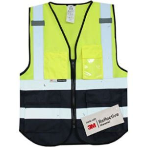 Salzmann Law High Visibility Vest