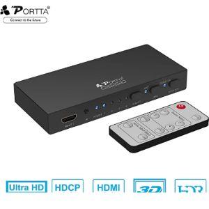 Portta Soundbar Hdmi Switcher