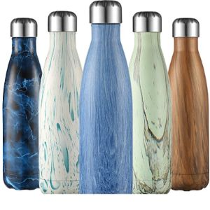 Liveup Sports Double Wall Vacuum Water Bottle