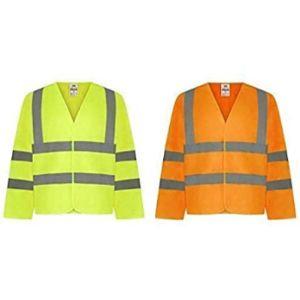 Traega En471 Safety Vest