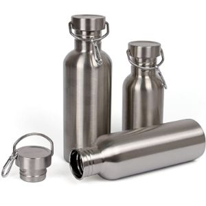 Zauber Stainless Steel Water Bottle Filter