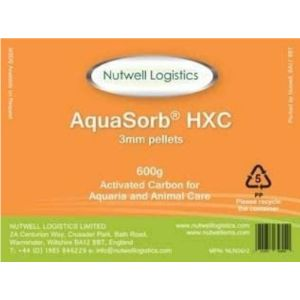 Nutwell Logistics Fish Heavy Metal