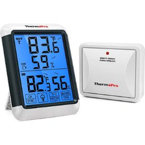 Thermopro Indoor Large Display Outdoor Thermometer