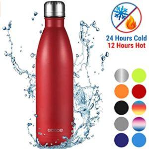 Ecooe 750Ml Stainless Steel Water Bottle