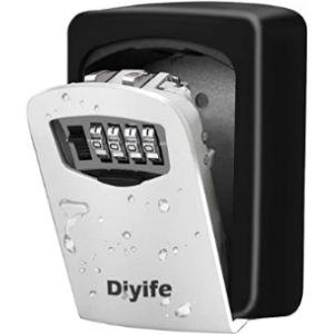Diyife Combination Lock Key Box