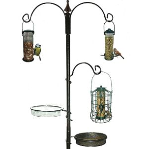 Elitezotec Bird Table Metal
