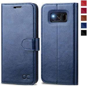 Ocase Blue Flip Phone