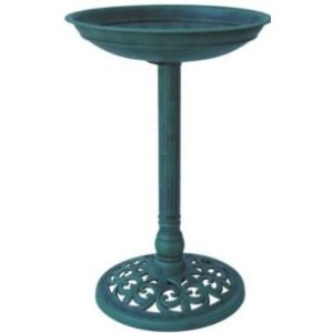 Elitezotec Pedestal Bird Bath