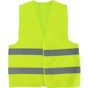 Toruiwa Safety Vest With Reflective Stripes