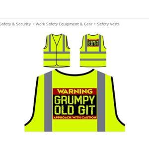 Innoglen Personalized Safety Vest