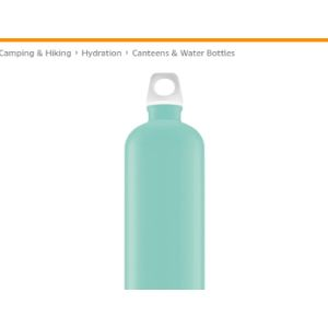 Sigg Non Plastic Water Bottle