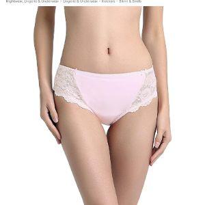Vanever Hipster Underwear Pink
