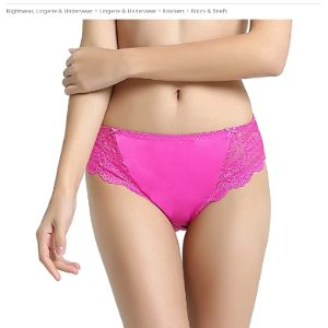 Vanever Lace Hipster Brief