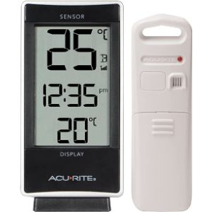Acurite Outdoor Digital Thermometer Wireless