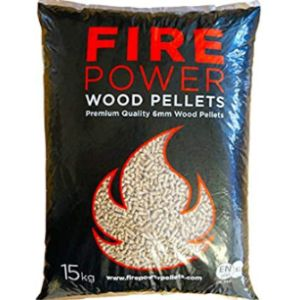 Firepower Wood Pellets Outdoor Charcoal Pizza Oven