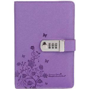 Ai-Life Combination Lock Journal
