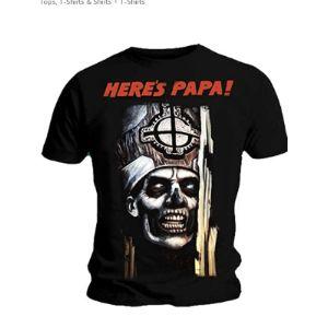Ghost Heavy Metal Merchandise