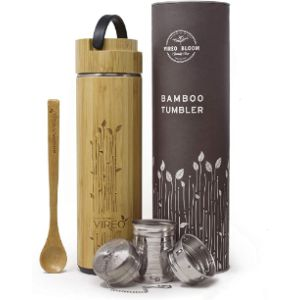 Vireo Bloom Manufacturing Process Stainless Steel Water Bottle