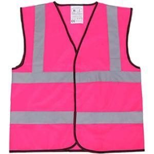 Hi Light Girl Safety Vest