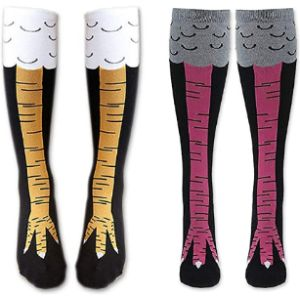 Visit The Ds Distinctive Style Store Chicken Sock