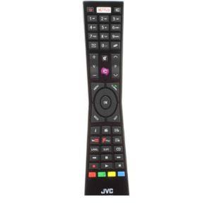 Jvc Tv Remote Control Led