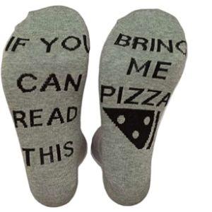 Himozoo Pizza Sock
