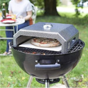 Oxford Barbecues Homemade Bbq Pizza Oven