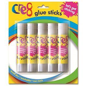 Cre8 Glue Stick Art