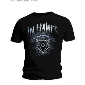 In Flames Heavy Metal Merchandise