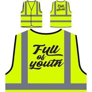 Innoglen Youth Safety Vest