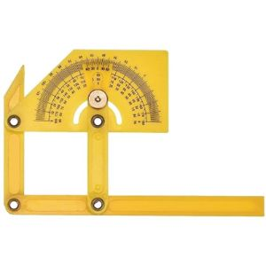 Delaman Plastic Angle Ruler