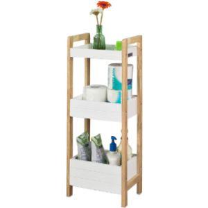 Sobuy Freestanding Bathroom Shelf
