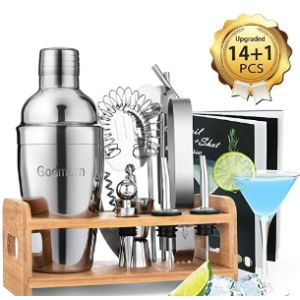Godmorn Bartender Kit Set