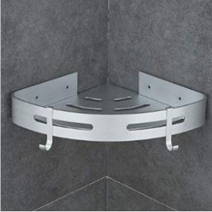 Hoomtaook Ceramic Bathroom Corner Shelf