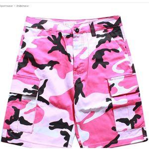 Mxssi Pink Boy Short